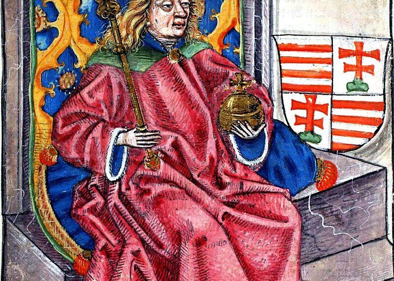 IV. Béla ábrázolása a Thuróczi-krónikában